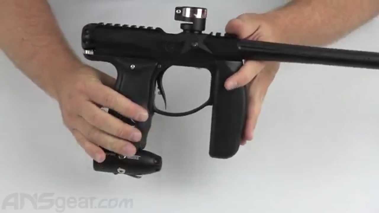 Empire Tactical Axe Paintball Gun - Dust Black