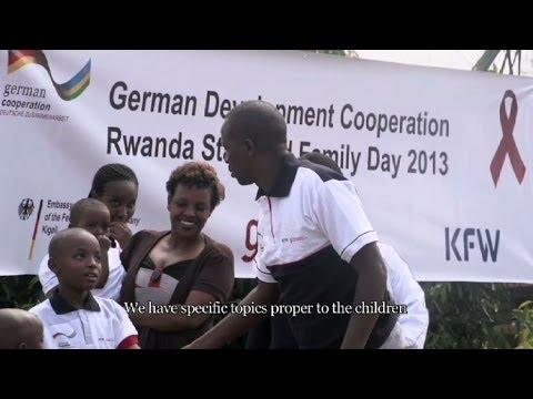 GIZ Staff and family day Kigali, Rwanda 2013