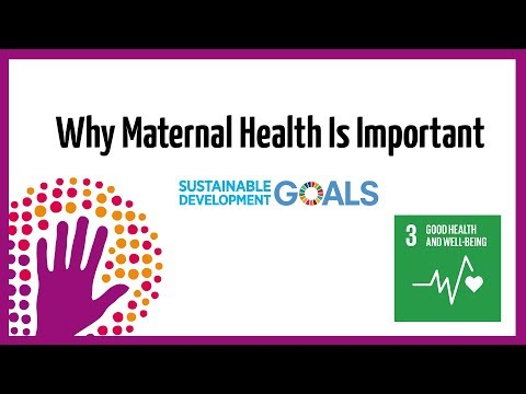 Why Maternal Health Is Important