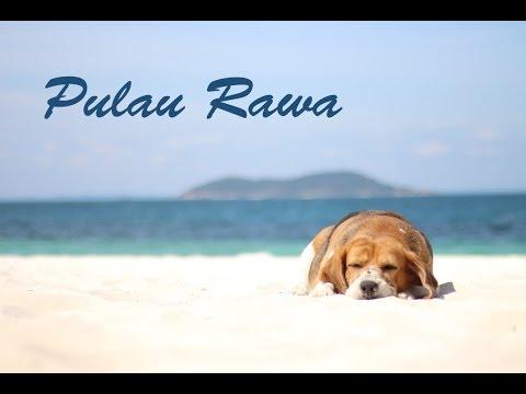 Pulau Rawa | Alang's Rawa | Family Trip | Olympus TG 860 | Canon 700D