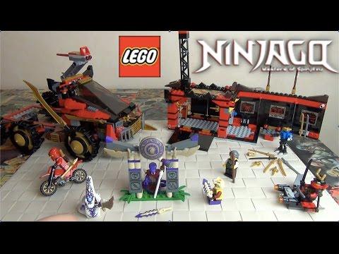 Ninjago 2015 Lego