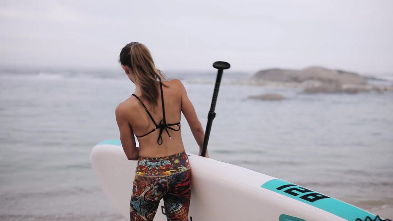 THURSO SURF Tranquility Yoga SUP