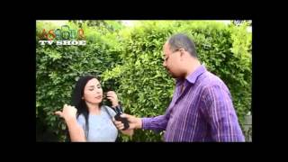 الفنانة العراقية المثيرة ملايين في لقاء خاص