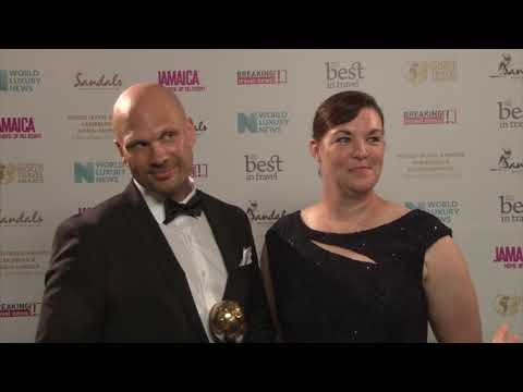Michael Workman and Lisa Thomas, Delta Sky Club