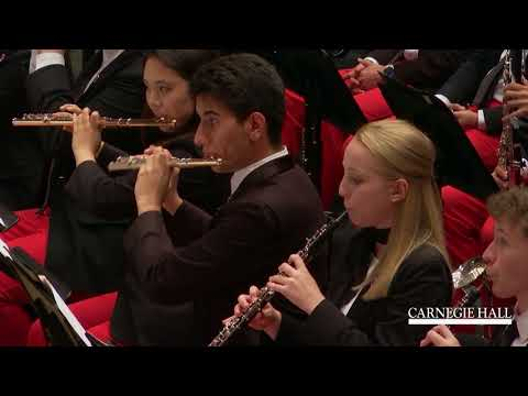 """NYOUSA Performs Gabriela Lena Frank's """"Apu: Tone Poem for Orchestra"""" with Marin Alsop"""