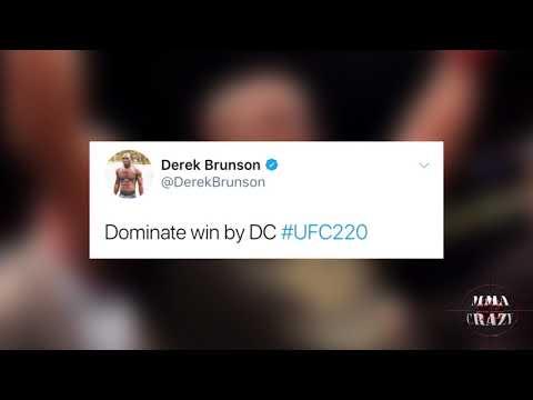 UFC Fighters React to Daniel Cormier TKO over Volkan Oezdemir at UFC 220