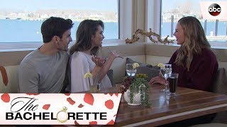 Hannah Talks with Ashley and Jared - The Bachelorette Deleted Scenes