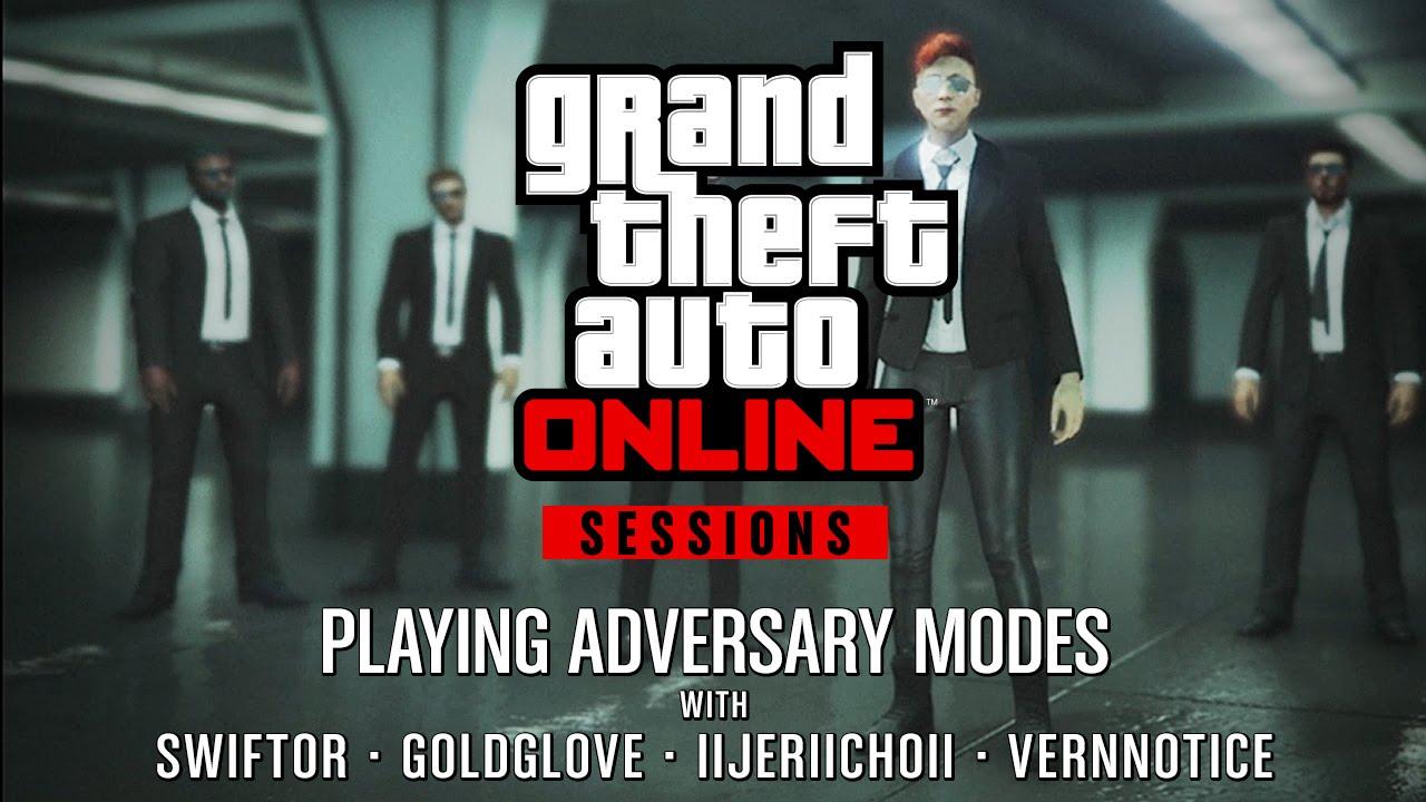 gta online adversary mode unlocks