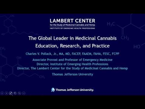Medicinal Marijuana: Jefferson and The Emerging Medical Cannabis Industry