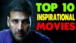 Top 10 Inspirational Movies list part 2 | Hindi best movies list 2016 | media hits