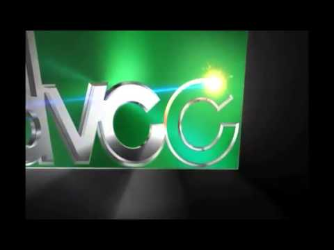 Digital Video Compression Center and Macrovision Quality Protection Logo by Jared Griffin