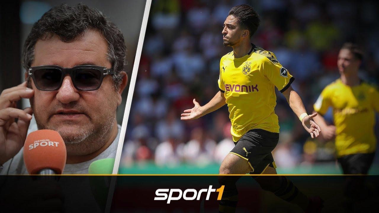 Raiola-Schützling und Moukoko-Kumpel: Ist das der nächste Durchstarter bei Dortmund? | SPORT1