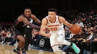 New York Knicks vs Brooklyn Nets Full Game Highlights|1/25/2019