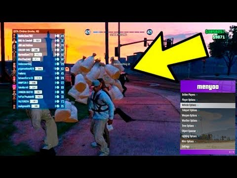HOW TO GET MOD MENU IN GTA 5 ONLINE! [PS4 & XBOX ONE] (GTA 5 Online Money Glitch) 100% legit 1.40