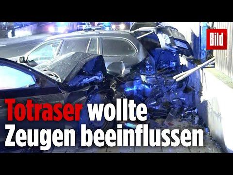 Fußgänger Stirbt Bei Illegalem Autorennen In Franken