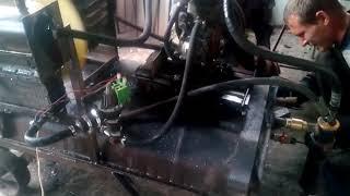 Самодельный компрессор ЗИЛ-130
