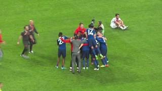 2017 UEFA Europa League Final: Manchester United 2-0 Ajax Amsterdam - Final Whistle & Celebration