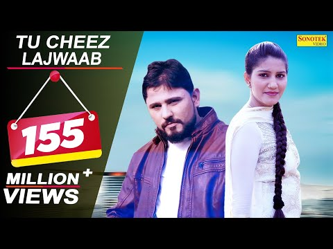 Tu Cheej Lajwaab | Sapna Chaudhary, Pardeep Boora | Most Popular Haryanvi DJ Songs 2017 | Sonotek