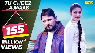 Download Video Sapna Chaudhary - Tu Cheej Lajwaab | Raju Punjabi, Pardeep Boora | New Haryanvi Songs Haryanavi 2018 MP3 3GP MP4