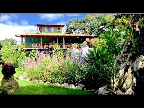 2520c206e Casa da Lua - Pousada Alto Paraíso - YouTube