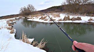 Ловля Щуки На Спиннинг Весной Природа Сказка Рыбалка 2021