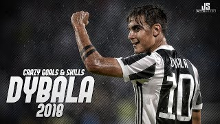 Paulo Dybala ● Crazy Goals & Skills ● 17/18 HD