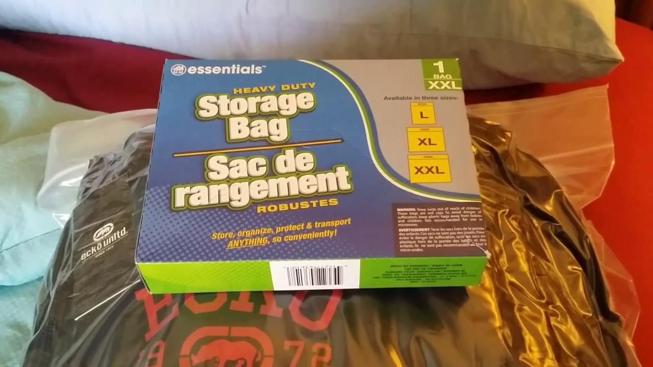 Dollar Tree Storage Bags