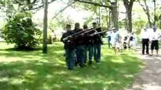 Civil War Firing Squad