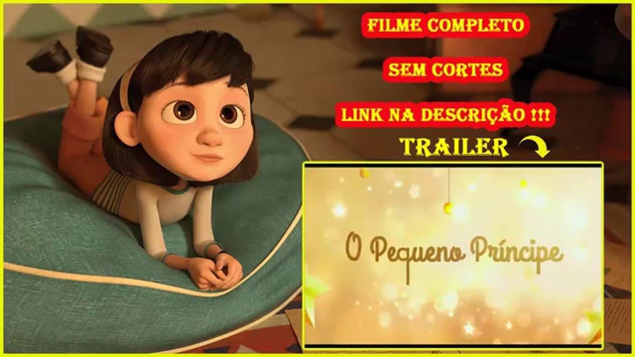Filme Completo O Pequeno Principe 2015 Dublado Hd Youtube