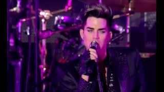 """18. Queen & Adam Lambert """"Crazy Little Thing Called Love""""(Live in Kiev)"""