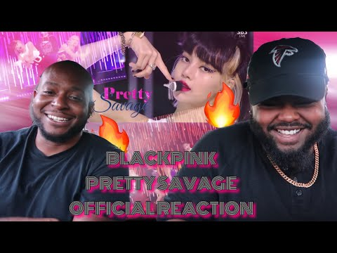 WE REACTED TO BLACKPINK FOR THE FIRST TIME! ('Pretty Savage' 1011 SBS Inkigayo REACTION) | YBC ENT.