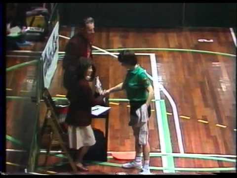 TENNIS TABLE  europa top 12 - barcelona 85 - 1985 - 1