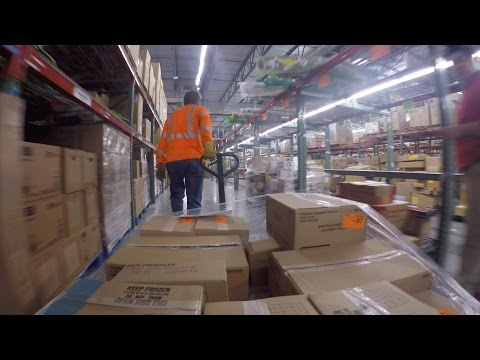 From Port To Store: How Does Cargo Move In Alaska?