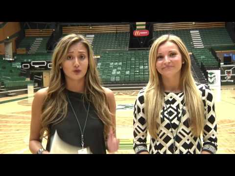 Colorado State Volleyball vs. New Orleans | Post- Game