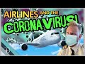 Coronavirus on Airplanes! How dangerous is it?