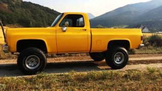 1978 Chevy Silverado Short Bed 4WD, Frame-Up Restoration, $8K Paint, $5K Motor, $2K Interior