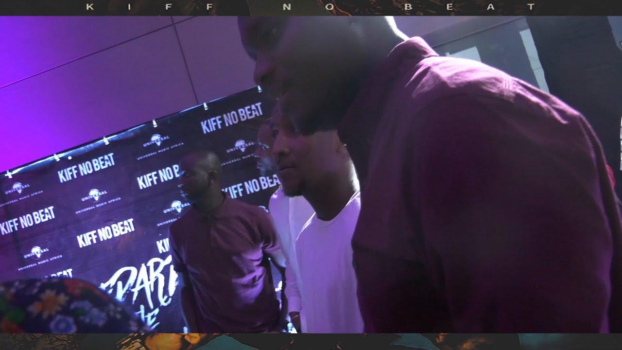 Présentation officielle du nouvel album de Kiff no Beat chez Universal Music Africa