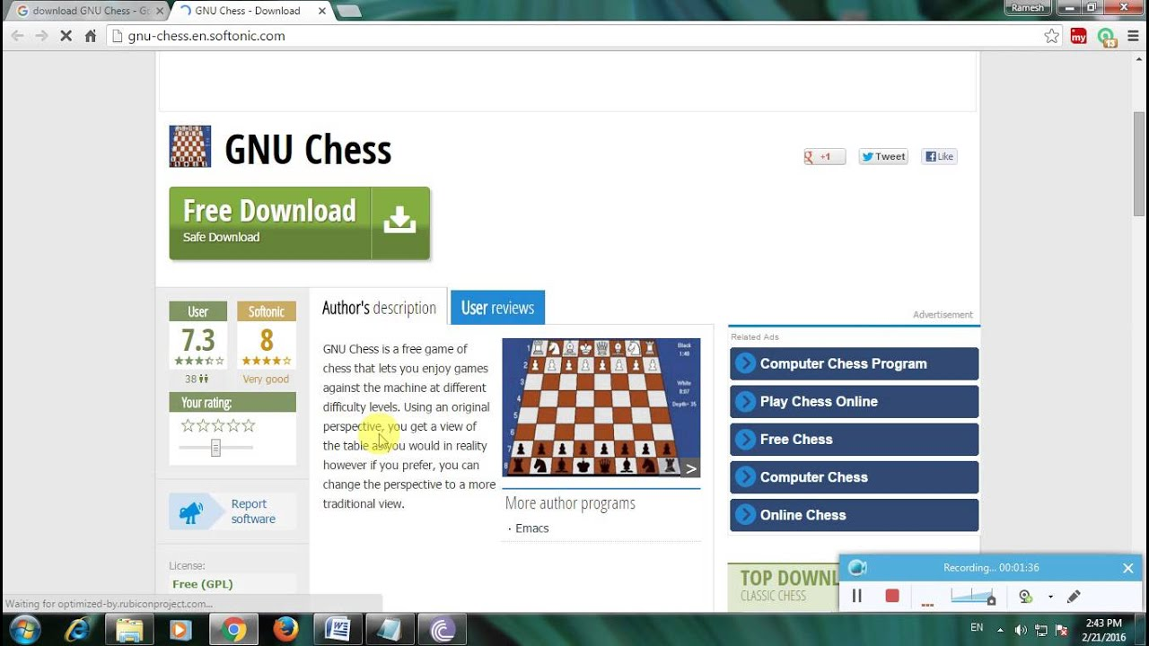 Gnu chess for windows download.