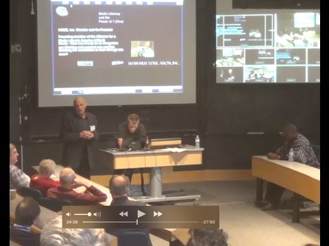 Media Literacy & The Power of One Wrap Up - with David Pearson and Bob Doyle