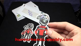 New and Improved HH STICKERS Video