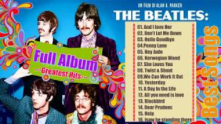 The Beatles Greatest Hits Full Album Playlist--The Beatles Nonstop Best Songs