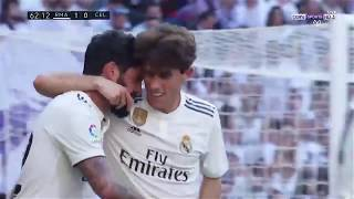 Real Madrid vs Celta Vigo 2-0 – Resumé complet & buts  Highlights 16/03/2019 | HD