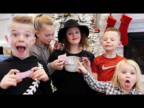 Nightmare Before Christmas Sibling Gift Exchange 2019