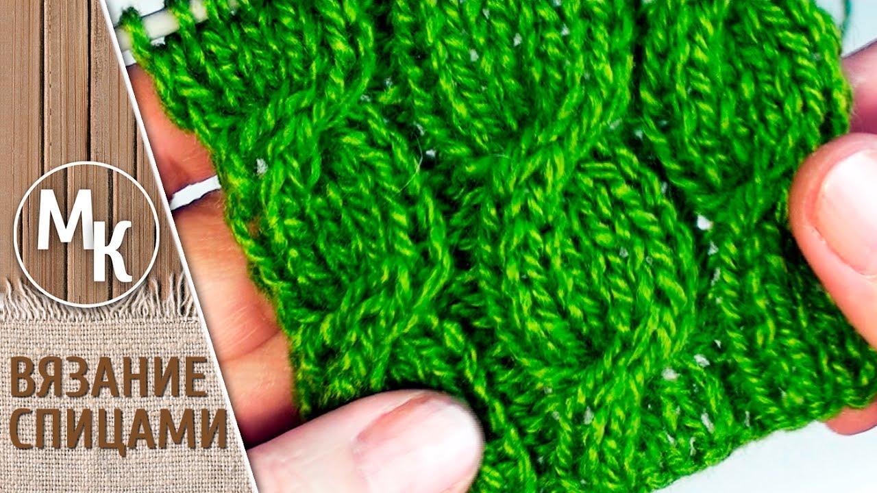 простое вязание для начинающих