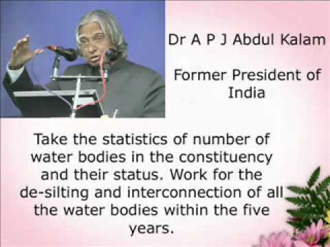 Dr. Kalam's message to all Indians