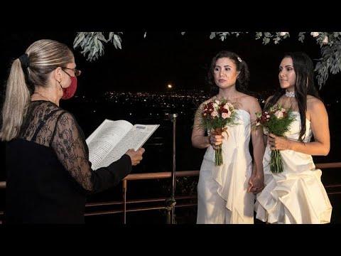 شاهد: كوستاريكا تصبح أول دولة في أمريكا الوسطى تجيز زواج المثليين …  - 20:59-2020 / 5 / 26