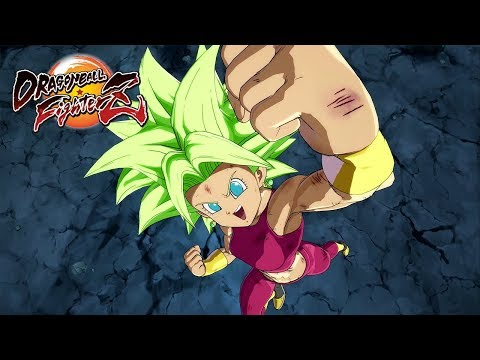 Dragon Ball FighterZ - Kefla Gameplay - PS4/XB1/PC/SWITCH