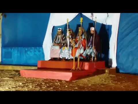 via sacra ao vivo no pov Malhadas Adustina ba Filmagem Raimundo Rabelo Tel 79 9 9966 0311