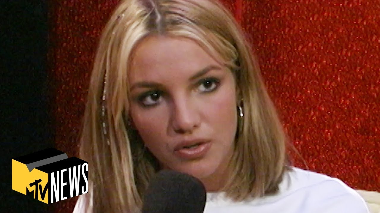 Britney Spears In Her Own Words Mtv News Youtube
