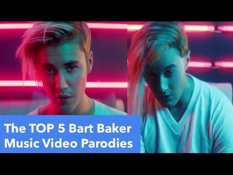The TOP 5 Bart Baker Music Video Parodies